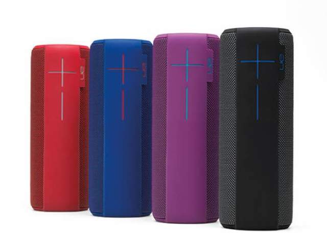 Logitech Unveils New UE Megaboom 360 Degree Bluetooth Speakers [CES 2015]
