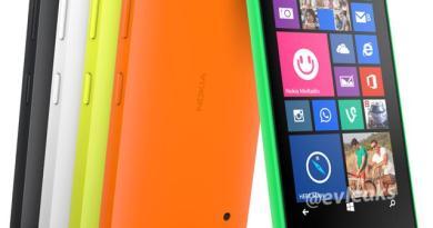 Nokia Lumia 630 To Feature 5MP Camera And Windows Phone 8.1