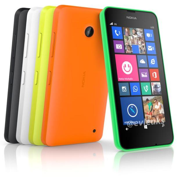 Nokia Lumia 630 To Feature 5MP Camera And Windows Phone 8.1