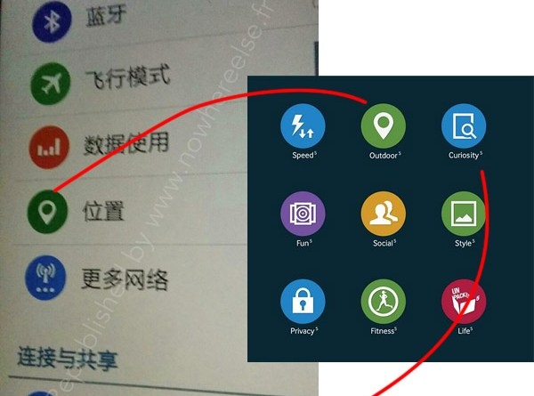 Leaked Tizen Screenshot Confirms New UI And Icons For Samsung Galaxy S5