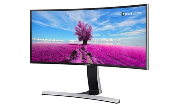 Samsung Introduces SE790C Curved Monitor