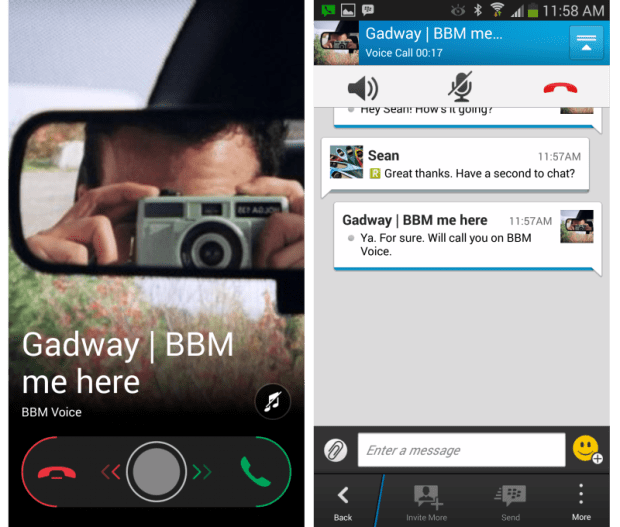 BBM For Android And iOS To Get New Features Includes Voice Calls, Channels And More