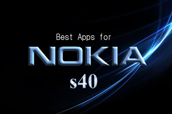 Best Nokia s40 Apps