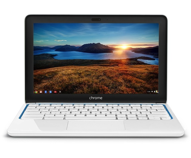 HP Chromebook 11 Unveiled, Features 11.6-Inch Display, microUSB Charging And More