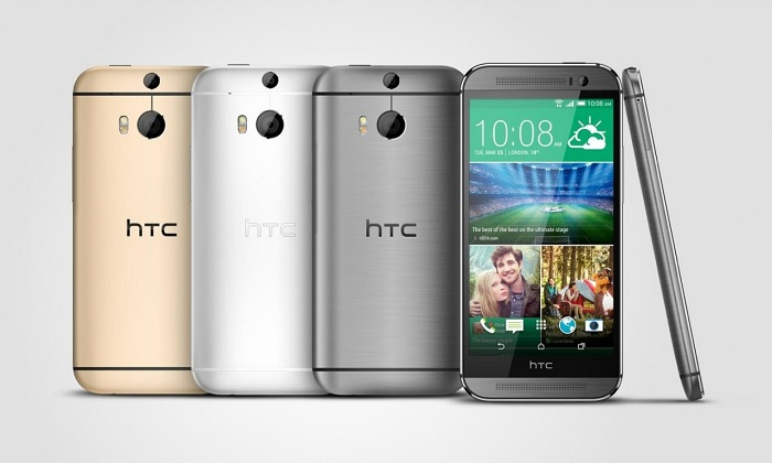 HTC One (M8) Officially Announced
