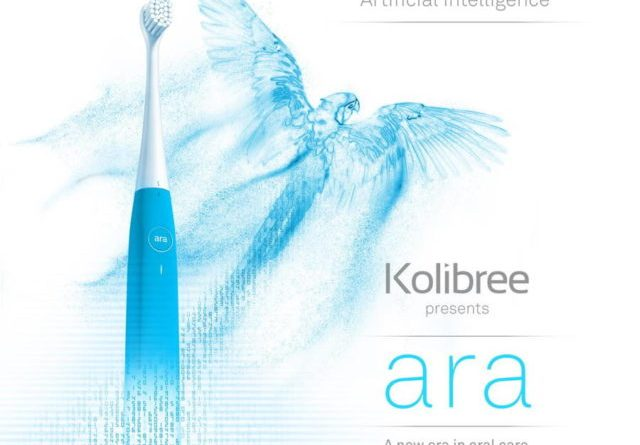 Kolibree Ara Is The First Toothbrush With Artificial Intelligence [CES 2017]