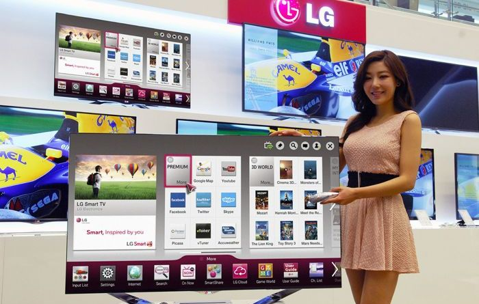 "LG WebOS TV To Adopt ""Cards"" Interface"