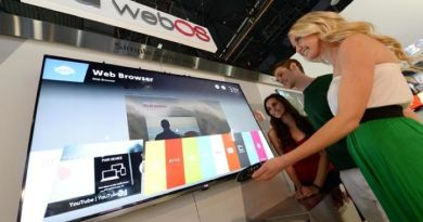 LG webOS TV Platform Announced [CES 2014]