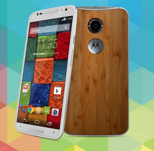 Moto X (2nd gen) Rolling Out Android 5.0 Lollipop Update In India