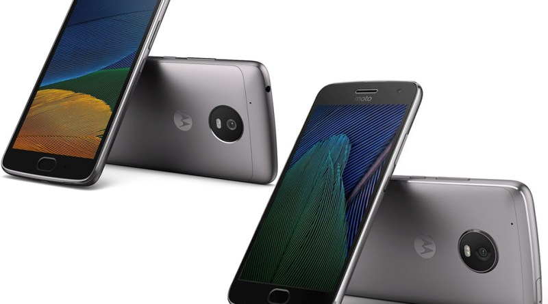 Motorola Moto G5 and G5 Plus Officially Announced [MWC2017]