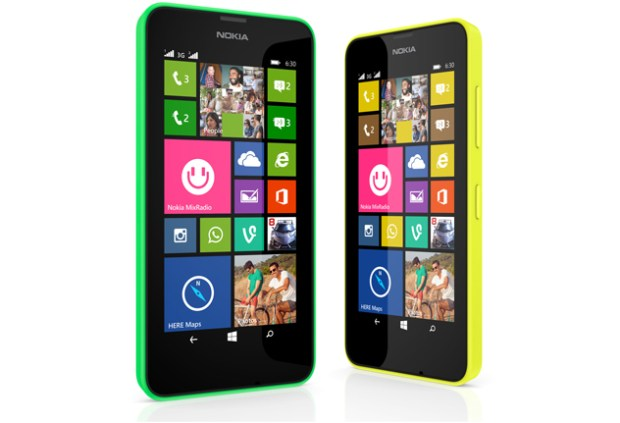 Nokia Lumia 630 And Lumia 635 Officially Announced At Microsoft BUILD 2014