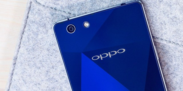 Oppo R1C Officially Announced