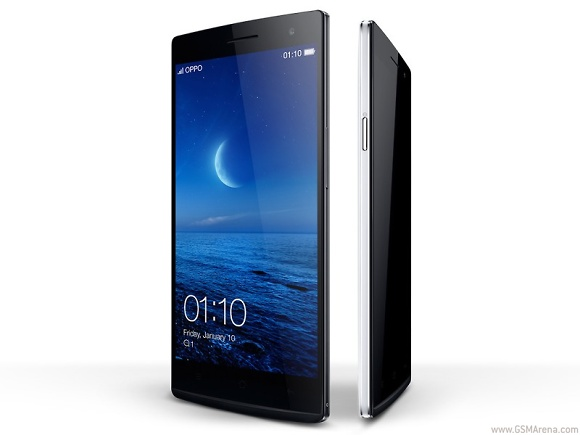 International Oppo find 7 Pre-order Starts From April 7