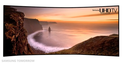 Samsung To Unveil 105-Inch Curved UHD TV At CES 2014