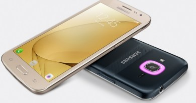 Samsung Galaxy J2(2016) Announced In India At Rs 9,750