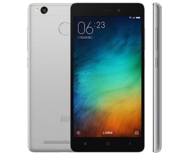 Xiaomi Redmi 3s Officially Announced With Fingerprint Sensor