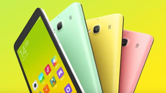 Xiaomi Redmi 2 Officially Announced With 64 Bit Processor And 4G LTE Connectivity