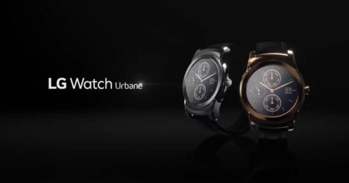 LG Watch Urbane 2, la montre connectée qui vous permettra de recevoir des appels