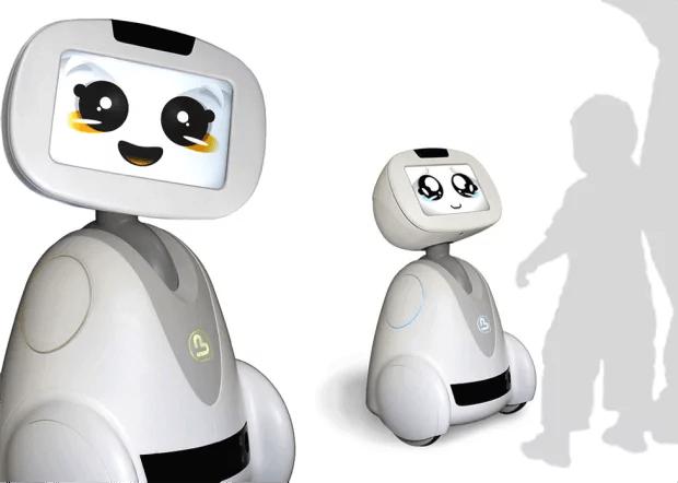 Buddy, le robot frenchie pour toute la famille