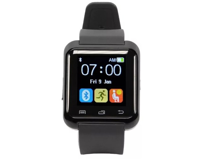 EasySMX, une smartwatch bon marché que nous avons appréciée