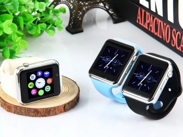 L'A1 smartwatch, que vaut ce clone de l'Apple Watch ?