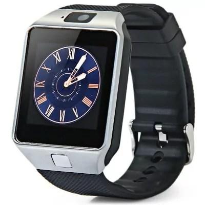 Smartwatch DZ09 : notre revue