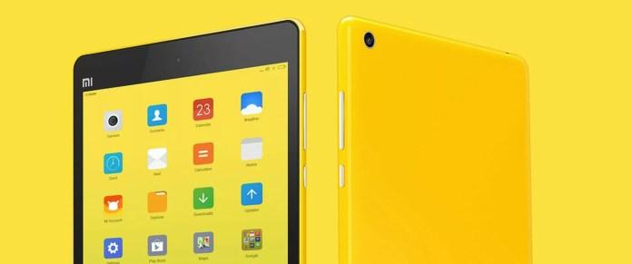 XiaoMi Mi Pad : cette tablette chinoise est elle meilleure qu'un ipad ?