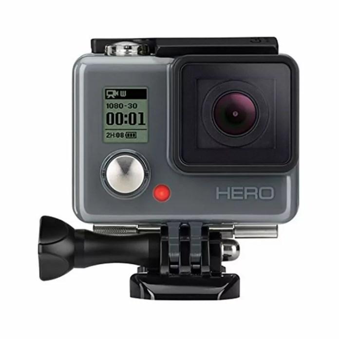 Promo sur la GoPro Hero CHDHA-301 chez Tomtop
