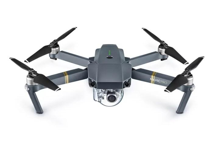 DJI Mavic Pro Mini RC Quadcopter : Un code promo sur le meilleur drône