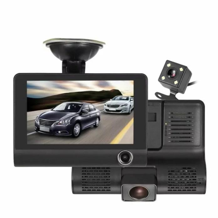 KKMoon : La Dash Cam qui fait aussi caméra de recul
