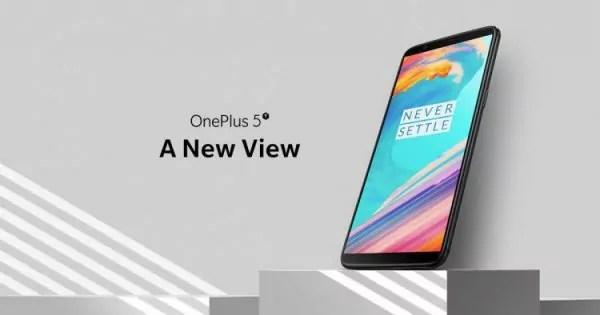 Oneplus 5T : disponible en Français