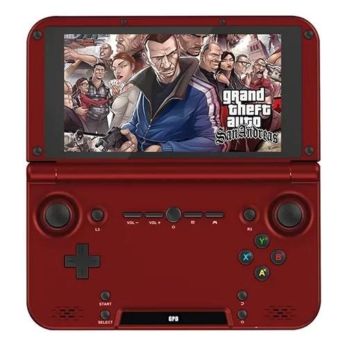 Gpd XD : La console de jeux portable qui émule