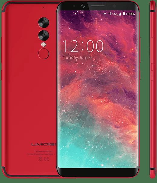 Umidigi S2 : Les fonctions innovantes de l'iphone X pour moins de 299€