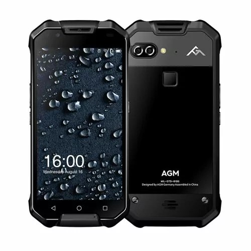 AGM X2 Tri-proof : Le smartphone indestructible à écran AMOLED