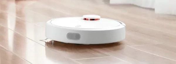 Xiaomi Mi Robot Vacuum : Aspirez !