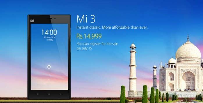 Xiaomi-Mi3-India-Launch