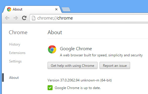 about-chrome-37-64-bit-windows