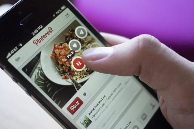 Pinterest updates iOS app