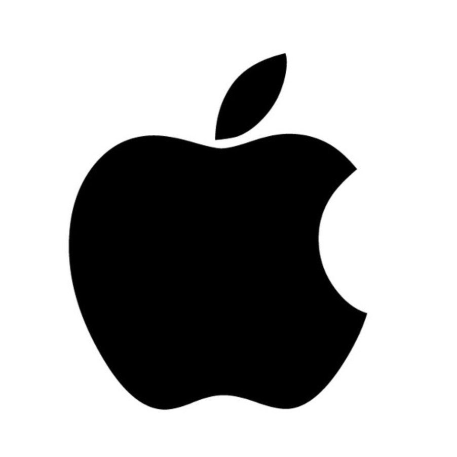 apple is on the top
