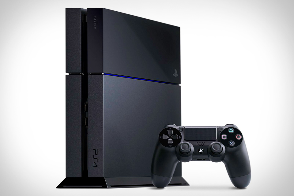 sony playstation 4 hands-on