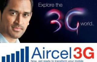aircel 3g price cut