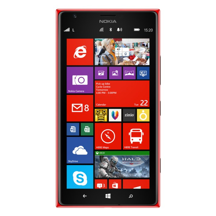lumia 1520 launched