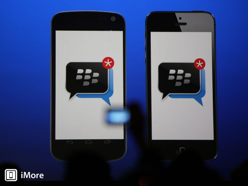 bbm android ios release date