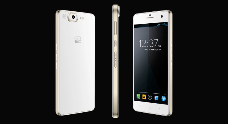 Micromax Canvas Knight A350