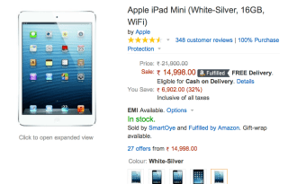 ipad mini cheapest