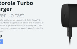 motorola turbo charger