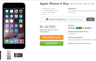 Pre-Order iPhone 6 and iPhone 6 Plus