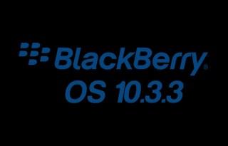 blackberry os 10.3.3
