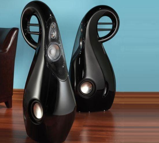 Audiophile's Lacrima Speakers