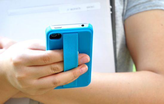 Hand Strap iPhone case_04